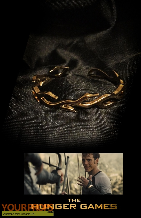 The Hunger Games  Catching Fire replica movie prop