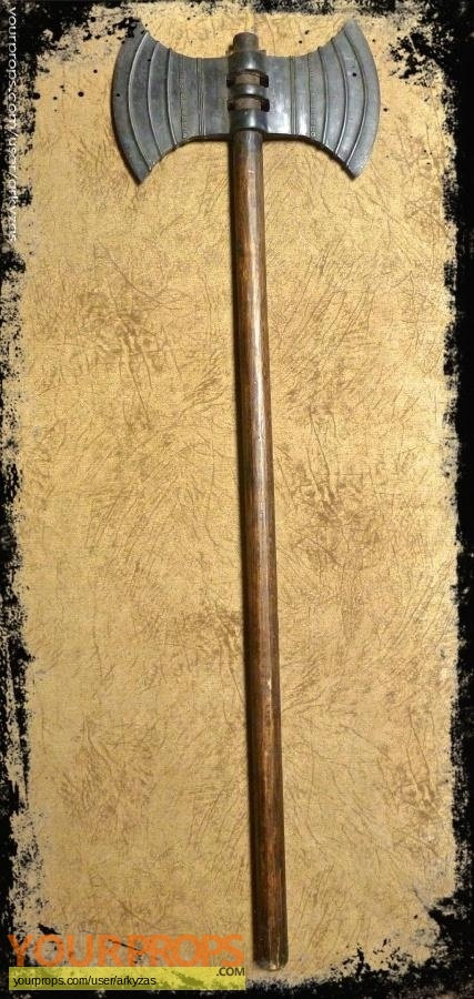 300  Frank Millers original movie prop weapon