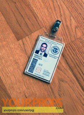 Person of Interest replica movie prop