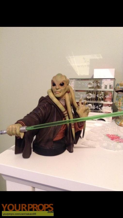 Star Wars Prequel Trilogy replica model   miniature