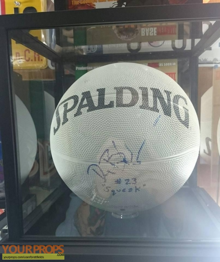 BASEketball original movie prop