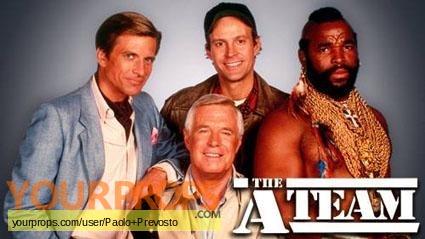 The A-Team original movie prop