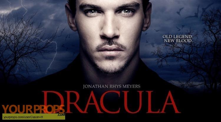 Dracula original set dressing   pieces