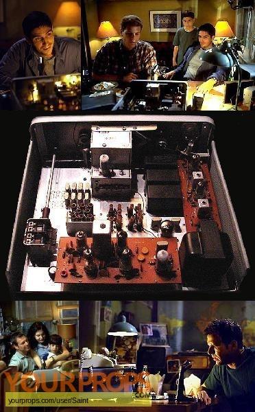 Frequency original movie prop