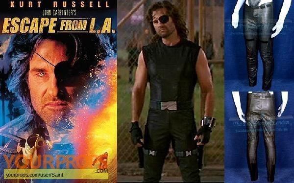 Escape from L A  original movie costume