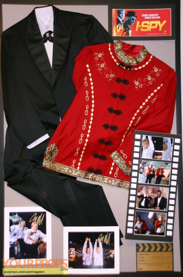 I Spy original movie costume