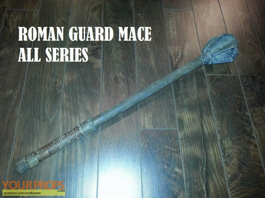 Spartacus  Blood and Sand original movie prop weapon