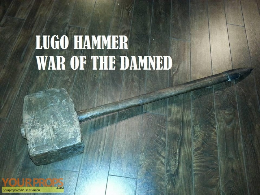 Spartacus  War of the Damned original movie prop weapon