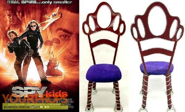 Spy Kids original movie prop