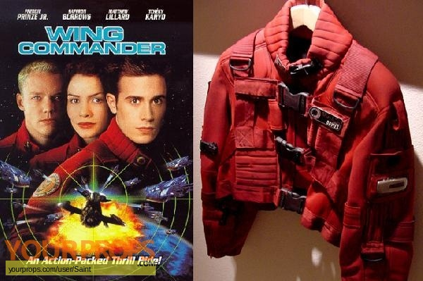 Wing Commander original movie costume