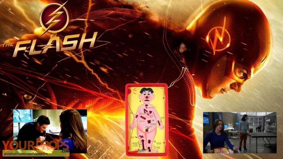 The Flash original movie prop
