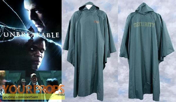 Unbreakable original movie costume