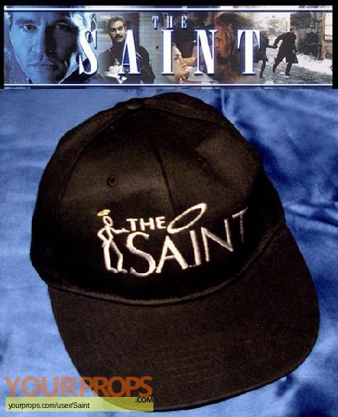 The Saint original film-crew items