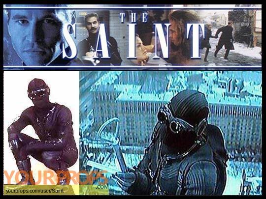 The Saint original movie costume