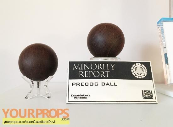 Minority Report original movie prop