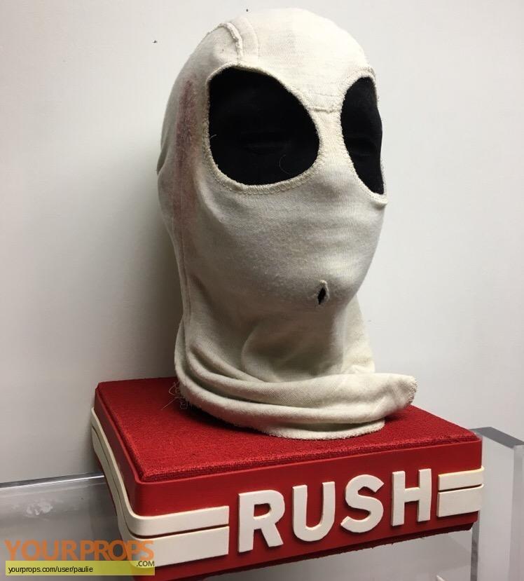 Rush original movie prop