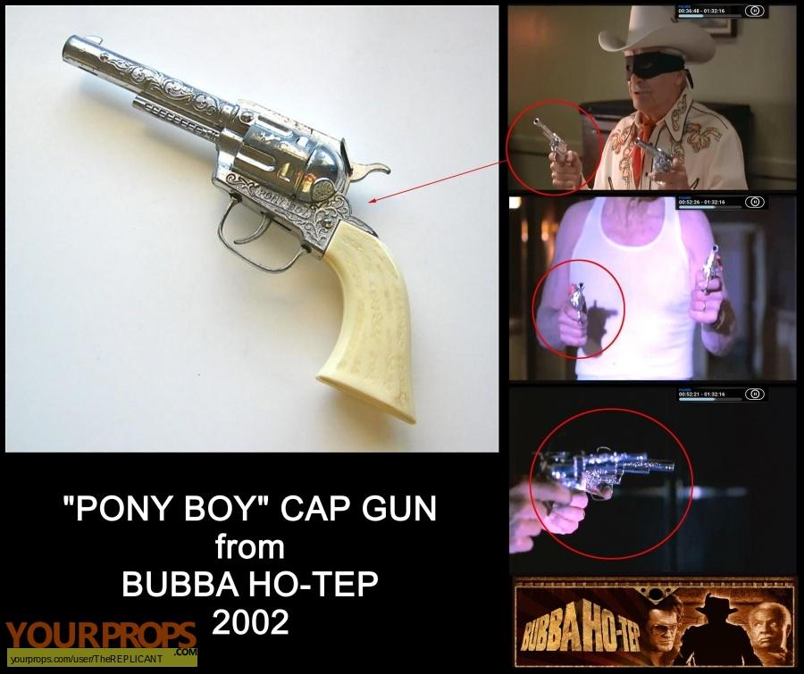 Bubba Ho-Tep original movie prop