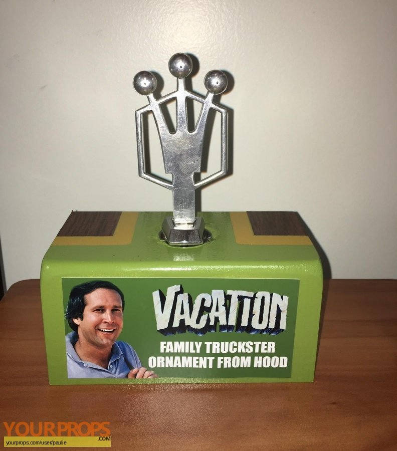 National Lampoons Christmas Vacation original movie prop