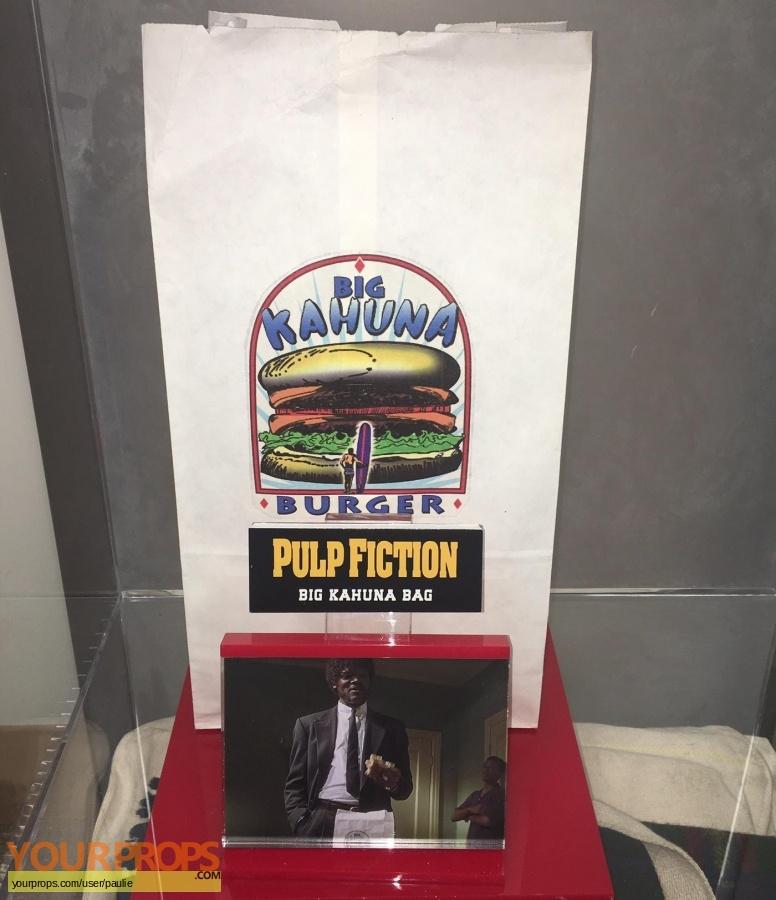 Pulp Fiction original movie prop