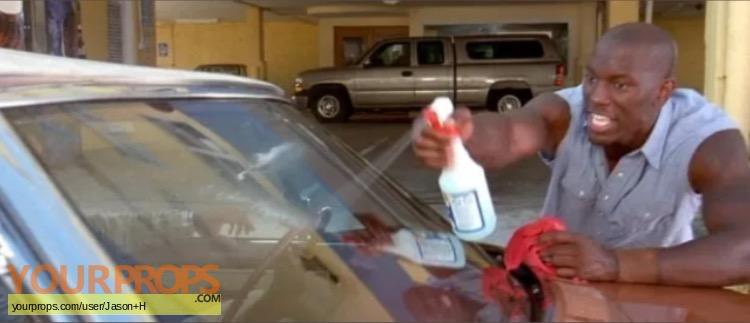 2 Fast 2 Furious original movie prop