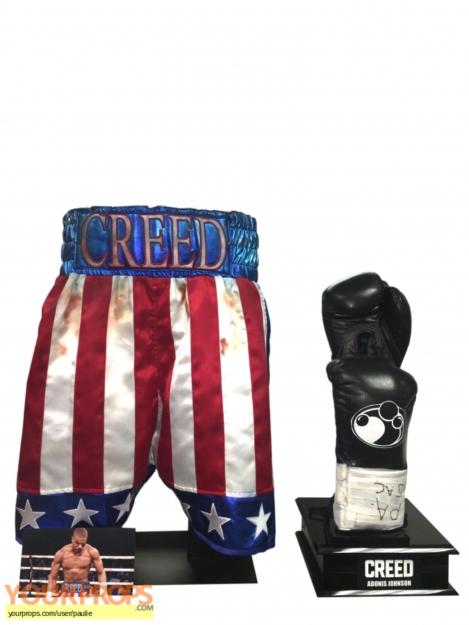 Creed original movie prop