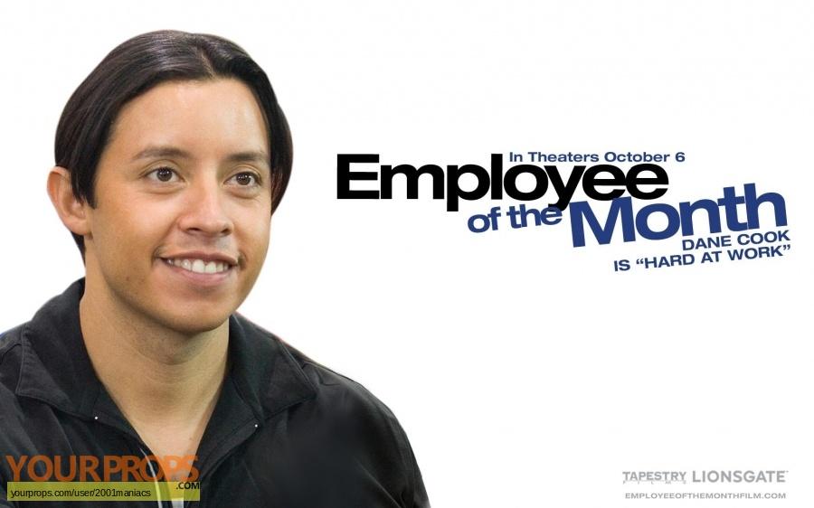 Employee of the Month original movie costume