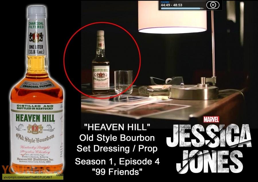 Jessica Jones  2015 original set dressing   pieces