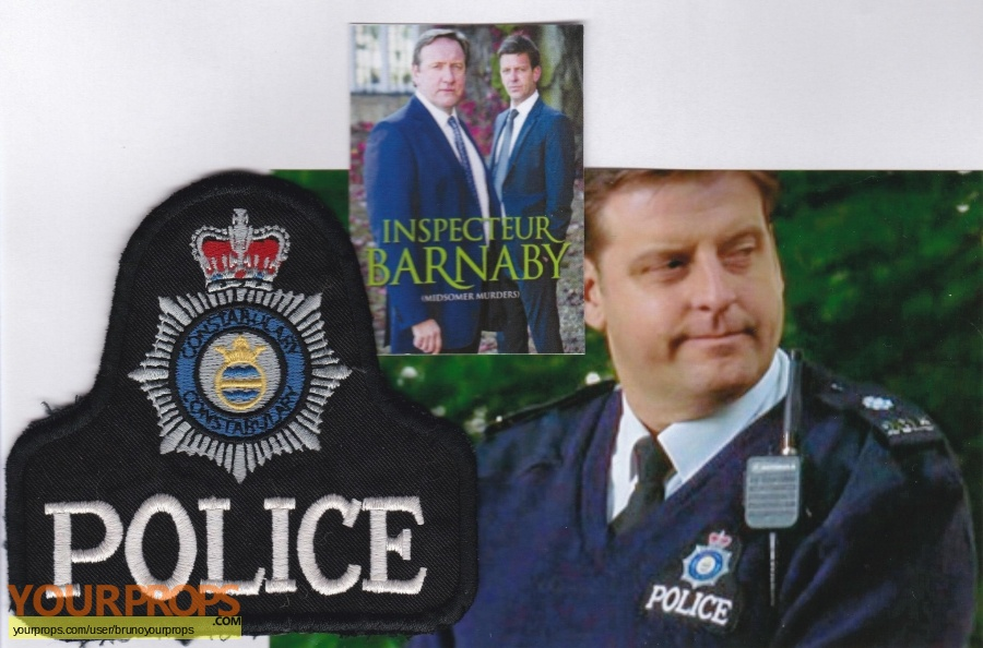 Midsomer Murders original movie prop