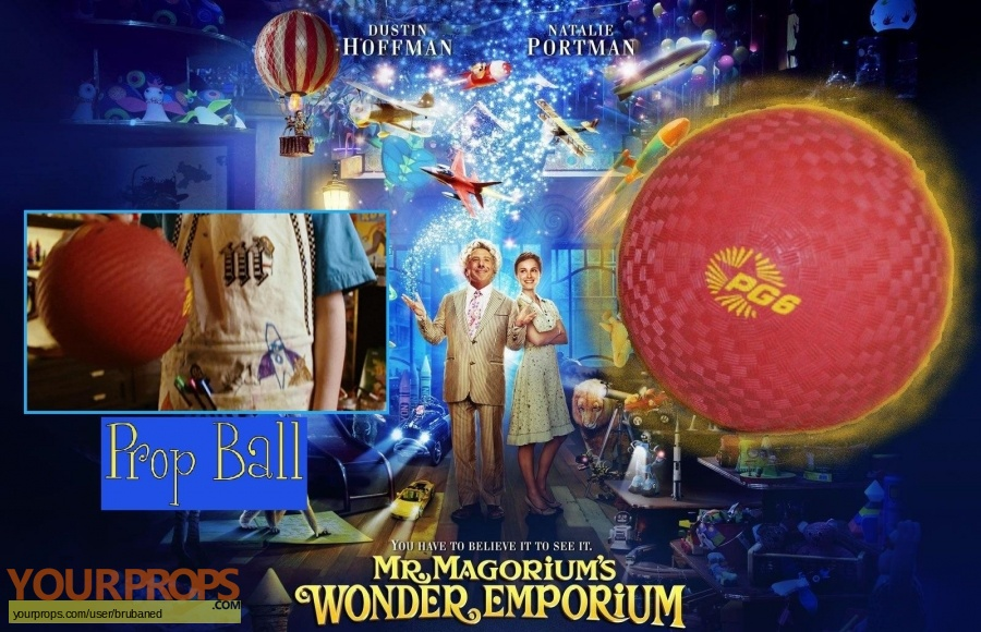 Mr  Magoriums Wonder Emporium original movie prop