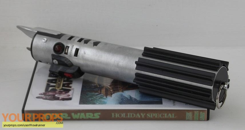 The Star Wars Holiday Special replica movie prop
