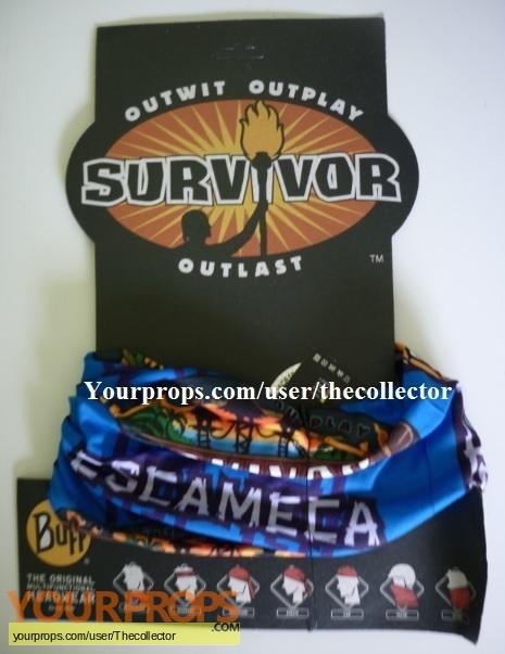 Survivor Worlds Apart original movie prop