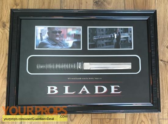 Blade original movie prop