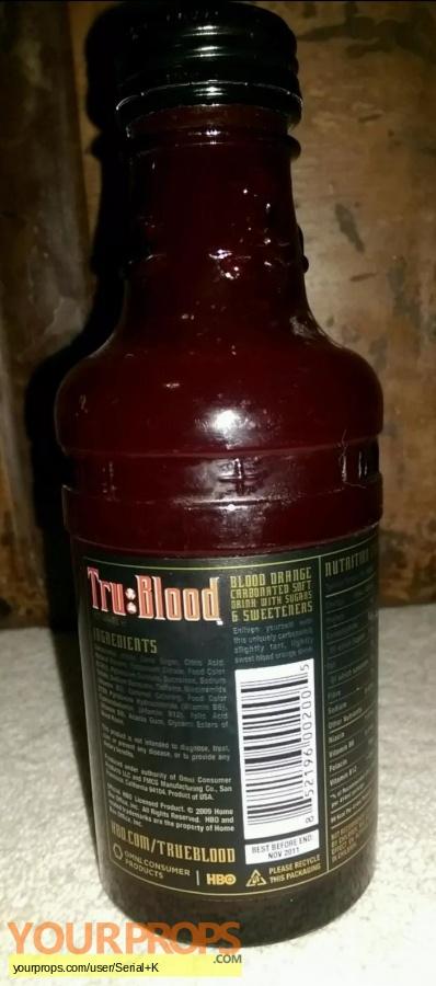 True Blood replica movie prop