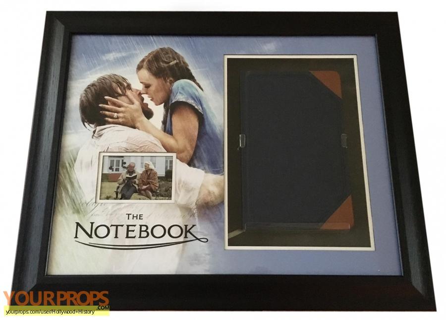 The Notebook original movie prop