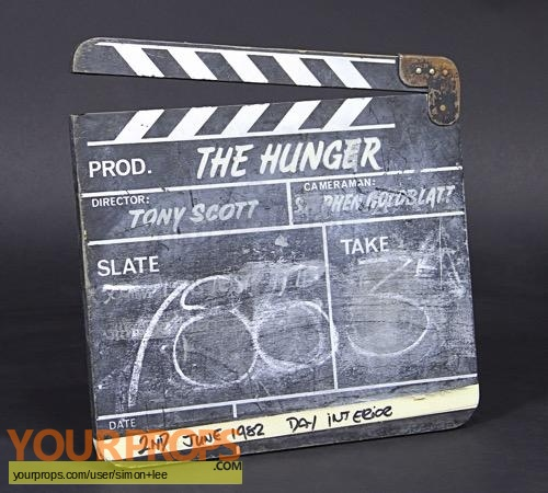 The Hunger original production material