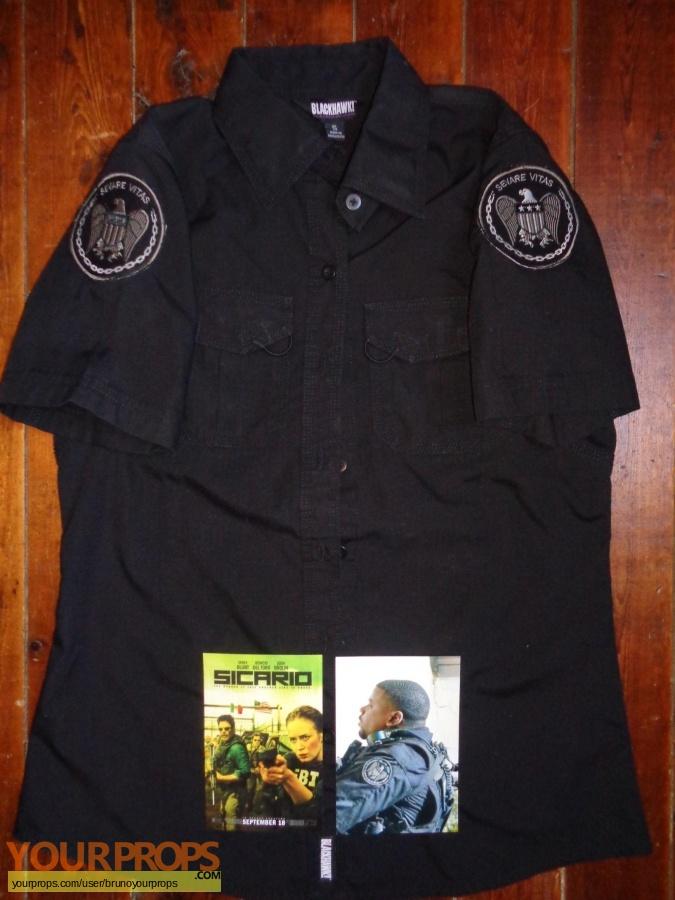 Sicario original movie costume