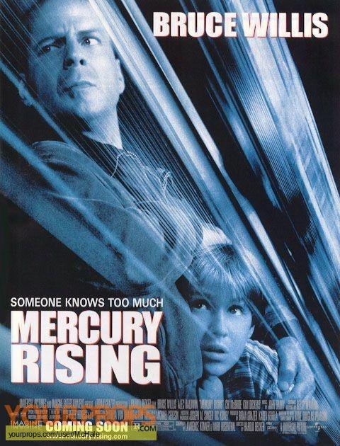 Mercury Rising replica movie prop