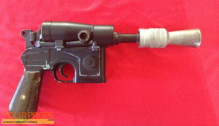 Star Wars  A New Hope Master Replicas movie prop weapon