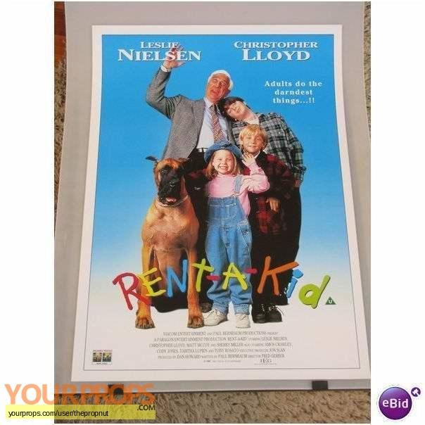 Rent-a-Kid original movie costume
