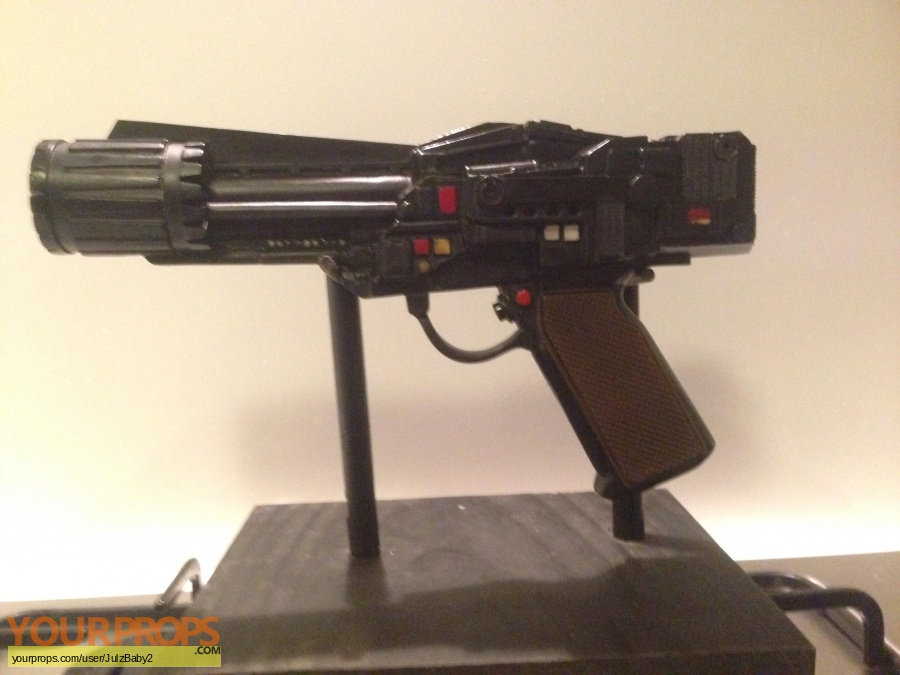 Battlestar Galactica replica movie prop