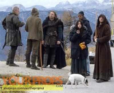Season of the Witch original movie costume