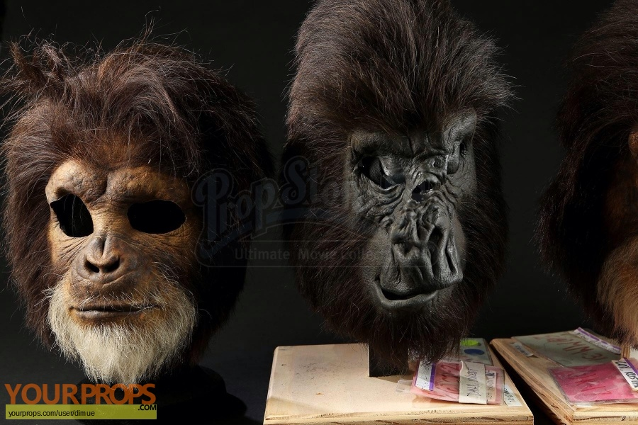 Planet of the Apes original movie prop