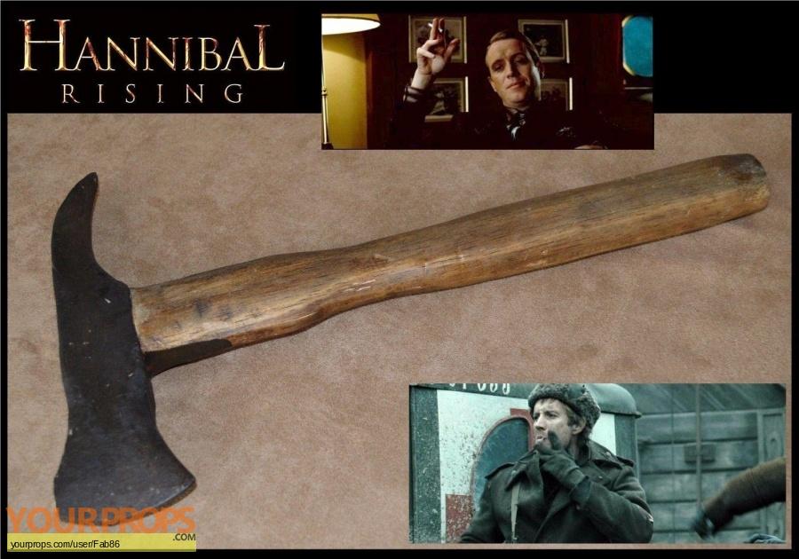 Hannibal Rising original movie prop