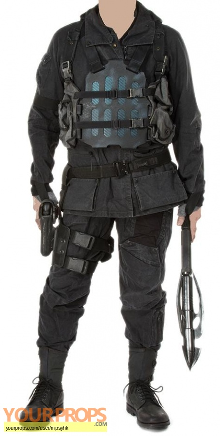 The Hunger Games  Mockingjay Part 2 original movie costume