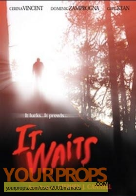 It Waits original production material