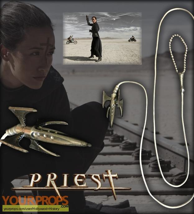 Priest original movie prop