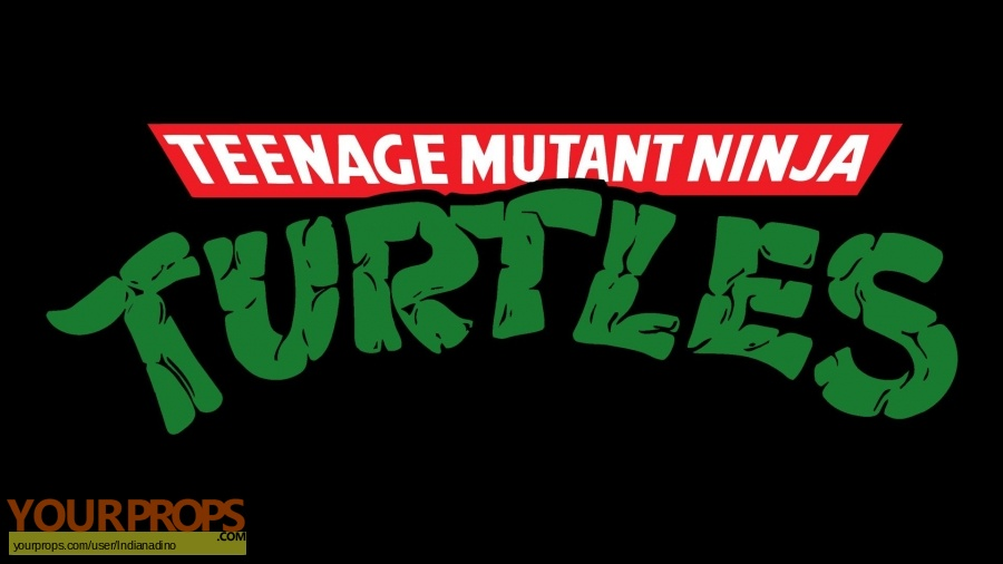 Teenage Mutant Ninja Turtles original production material