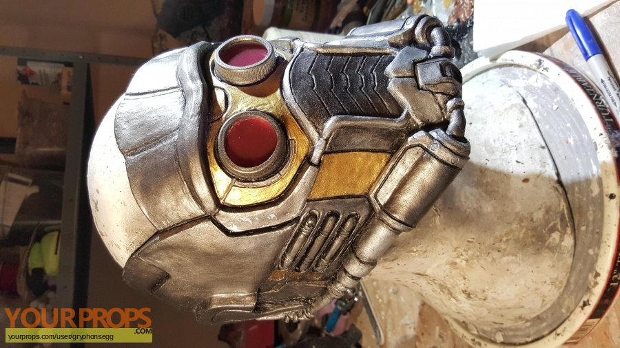 Guardians of the Galaxy replica movie prop