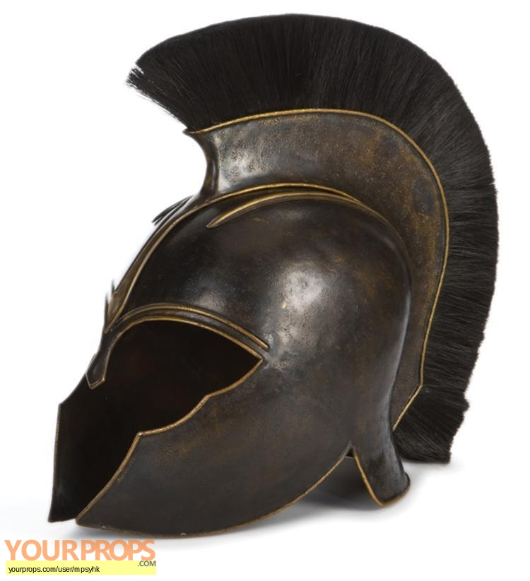 Troy original movie prop