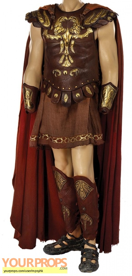 The Legend of Hercules original movie costume